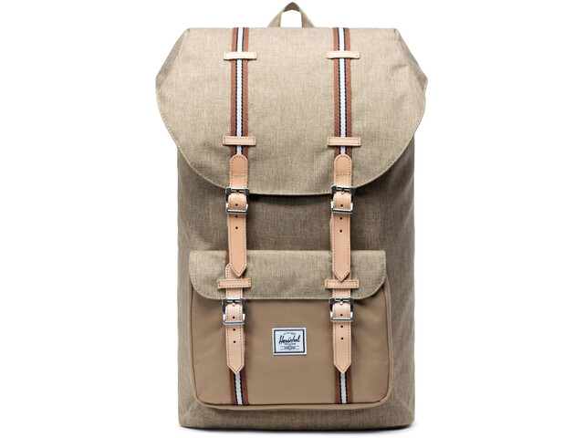 Herschel Herschel Little America Backpack 25L, kelp crosshatch/kelp